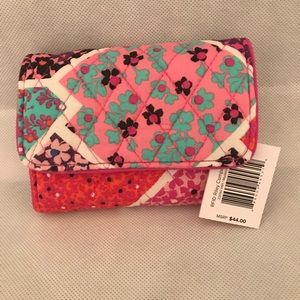 New with tags Vera Bradley wallet!